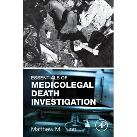 Essentials of Medicolegal Death Investigation - Walmart.com