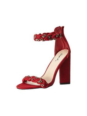 6453ffc7247 Product Image Qupid Women s Lyra-45 Heeled Sandal