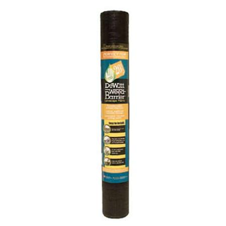 DEWITT COMPANY 12 YR-3100 3x100 12YR Weed Barrier (Best Weed Barrier Under Stone)