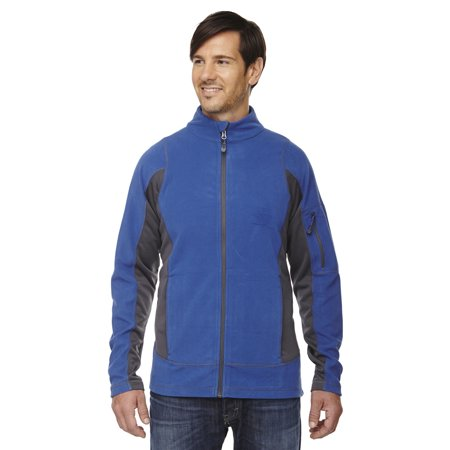 North End 88198 Generate Men's Textured Fleece Jackets North Face Apex Bionic Jacket
