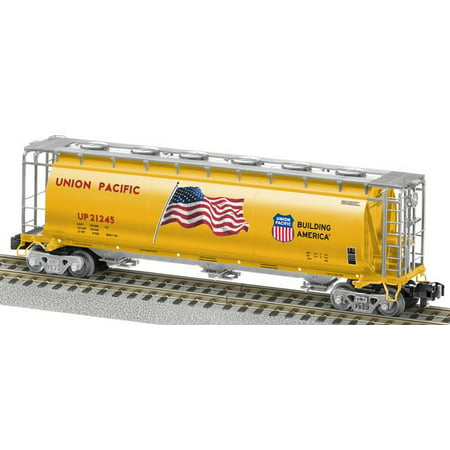 American Flyer 6-48646 S Scale Union Pacific Building America Cylindrical Hopper