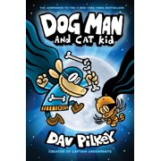 Dog Man and Cat Kid (Hardcover)