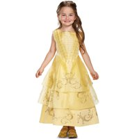 Disney Beauty and the Beast: Belle Ball Gown Deluxe Child Costume