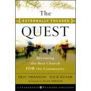 The Externally Focused Quest - eBook