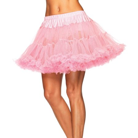 Leg Avenue Layered Tulle Petticoat Adult Halloween - Halloween Layered Desserts