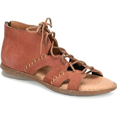 ce5c90543034 B.O.C - B.O.C Womens Nea NuBuck Open Toe Casual Gladiator Sandals -  Walmart.com