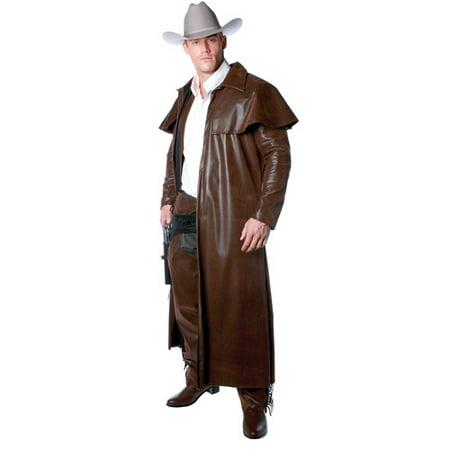 DUSTER COAT ADULT](Costume Duster Coat)