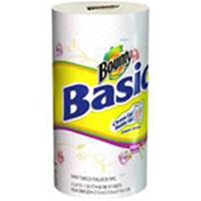 Procter & Gamble Basic 1-ply Paper Towels