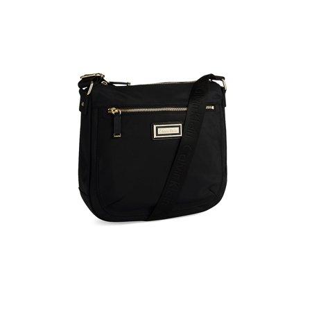 Nylon Crossbody Bag Calvin Klein Hobo Bag