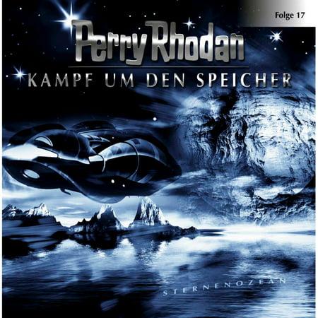 Perry Rhodan, Folge 17: Kampf um den Speicher - Audiobook (Modelo Speichern)