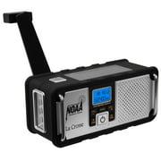 La Crosse Technology 810-106 NOAA Hand Crank Weather Radio