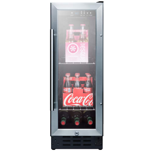Summit SCR1225 Summit SCR1225B - 12-Inch Built-In Commercial Beverage Center
