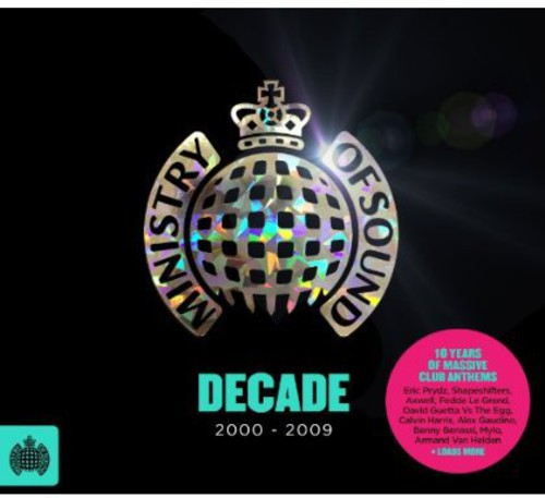 Ministry of Sound - Ministry of Sound : Decade 2000-2010 [CD]
