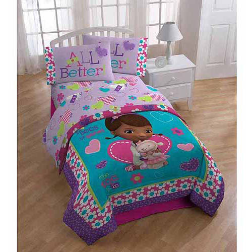 Disney's Doc McStuffins Sheet Set