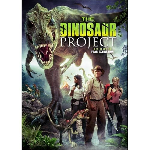 The Dinosaur Project (DVD + Digital Copy)
