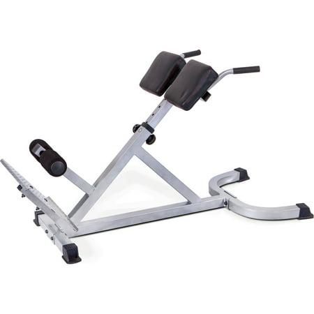 Hyperextension Elbow (CAP Strength Hyperextension Machine )