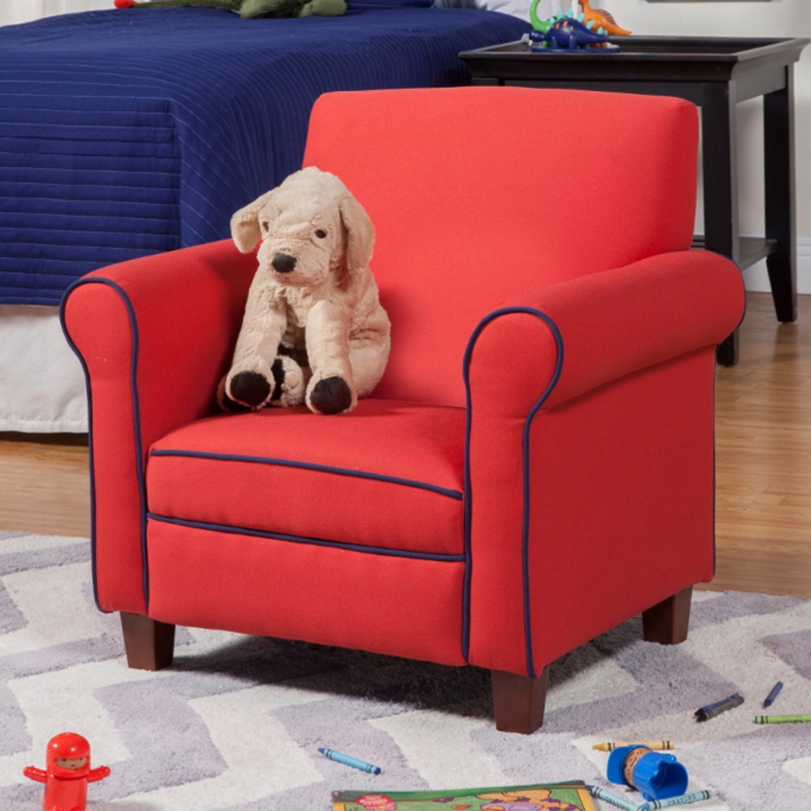 Kinfine Kids Club Chair by Kinfine USA Inc