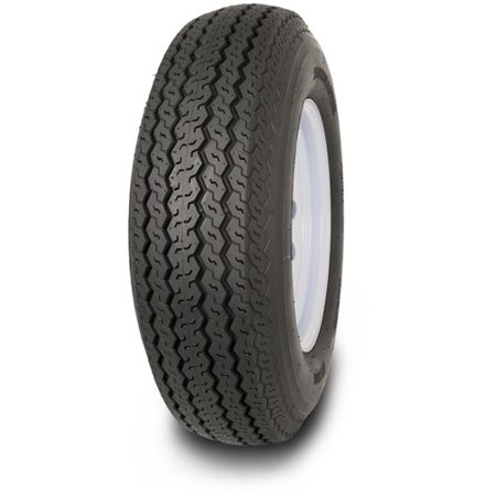 Greenball Towmaster ST205/75D14 6 PR Non-Radial Hi-Speed Bias Special Trailer Tire (Tire Only)