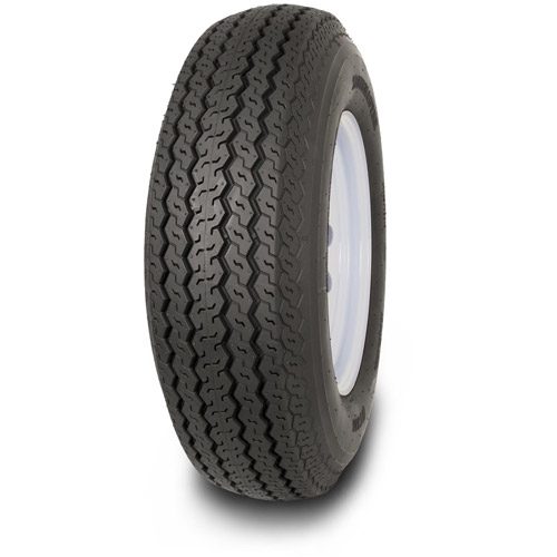 Greenball Towmaster ST205/75D14 6 Ply Bias Trailer Tire (Tire Only)