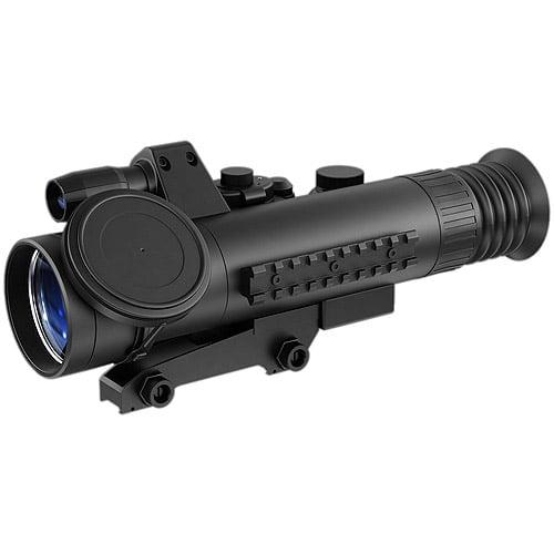 Pulsar Sentinel GS 2.5x60 Night Vision Riflescopes with QD Weaver Mount