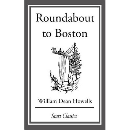 Roundabout to Boston - eBook