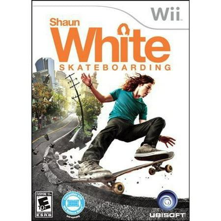 Shaun White Skateboarding (Wii)