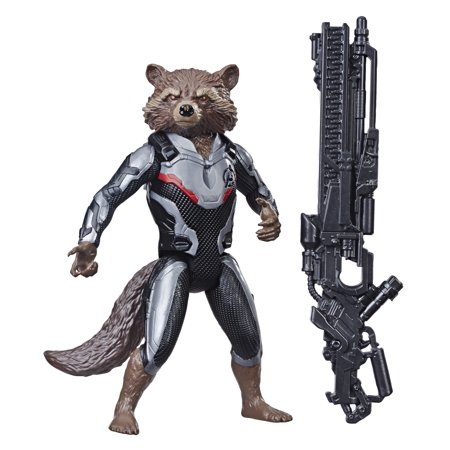 Marvel Avengers: Endgame Titan Hero Series Rocket Raccoon Figure](Rocket Usa Toys)