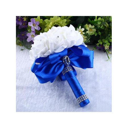 - Aihome Rose Flower Bridal Bride Wedding Bouquet Room Decor