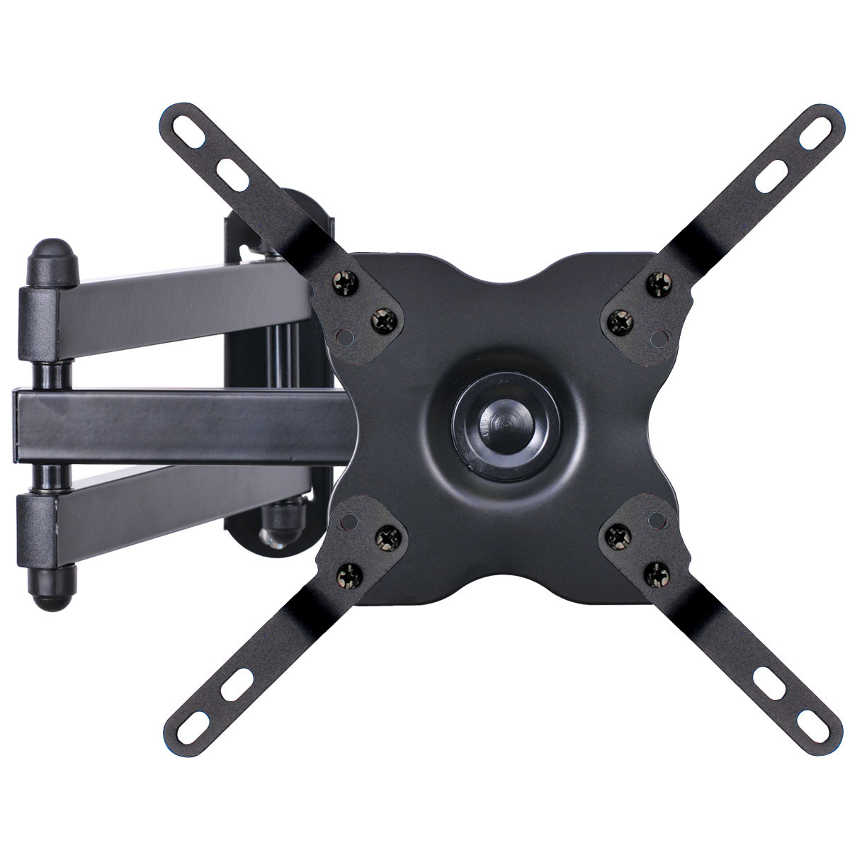 """VideoSecu Full Motion TV Wall Mount for VIZIO 24 28 32 39"""" E32-D1 E32h-C1 D39h-D0 D39hn-E0 LED LCD Articulating Tilt WS2"""
