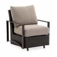 Belham Living Santos Metal Deep Seating Glider Chair - Antique Finish