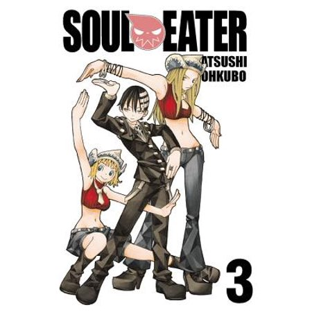 Soul Eater, Vol. 3](This Is Halloween Soul Eater)