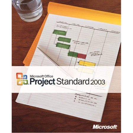 Microsoft Project Standard 2003 For Windows