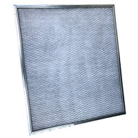20x20x1 Lifetime Air Filter - Electrostatic, Permanent, Washable - For Furnace or A/C - Never Buy another Filter