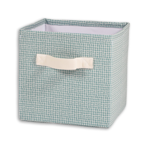 Brite Ideas Living Keeley Mineral Storage Bin with Handle