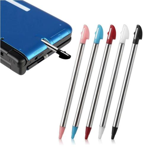 3Ds Stylus by Insten 10-Piece Multi-Color Gaming Stylus For Nintendo 3DS N3DS XL LL Touch Screen Game