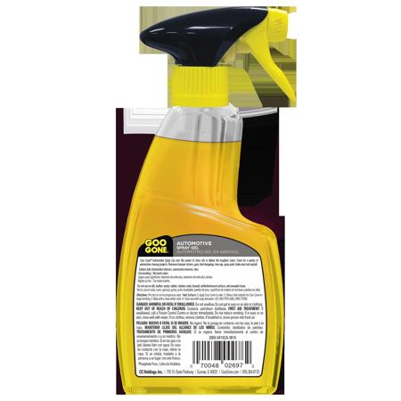 goo gone citrus power automotive 12 fl oz best car washes cleaners. Black Bedroom Furniture Sets. Home Design Ideas