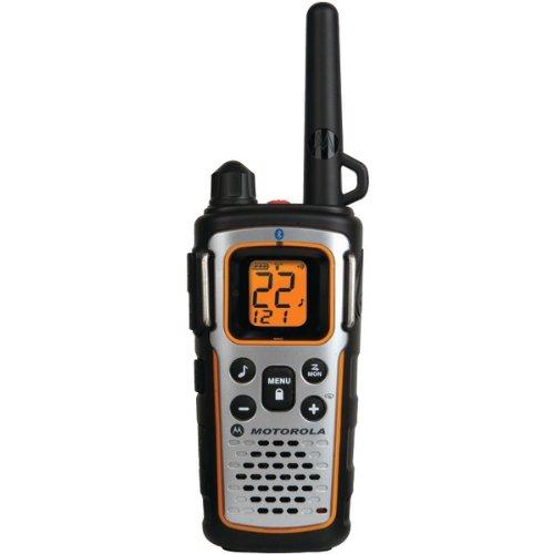 Motorola Mu354r 35-mile Talkabout[r] Bluetooth[r] 2-way Radio, Single