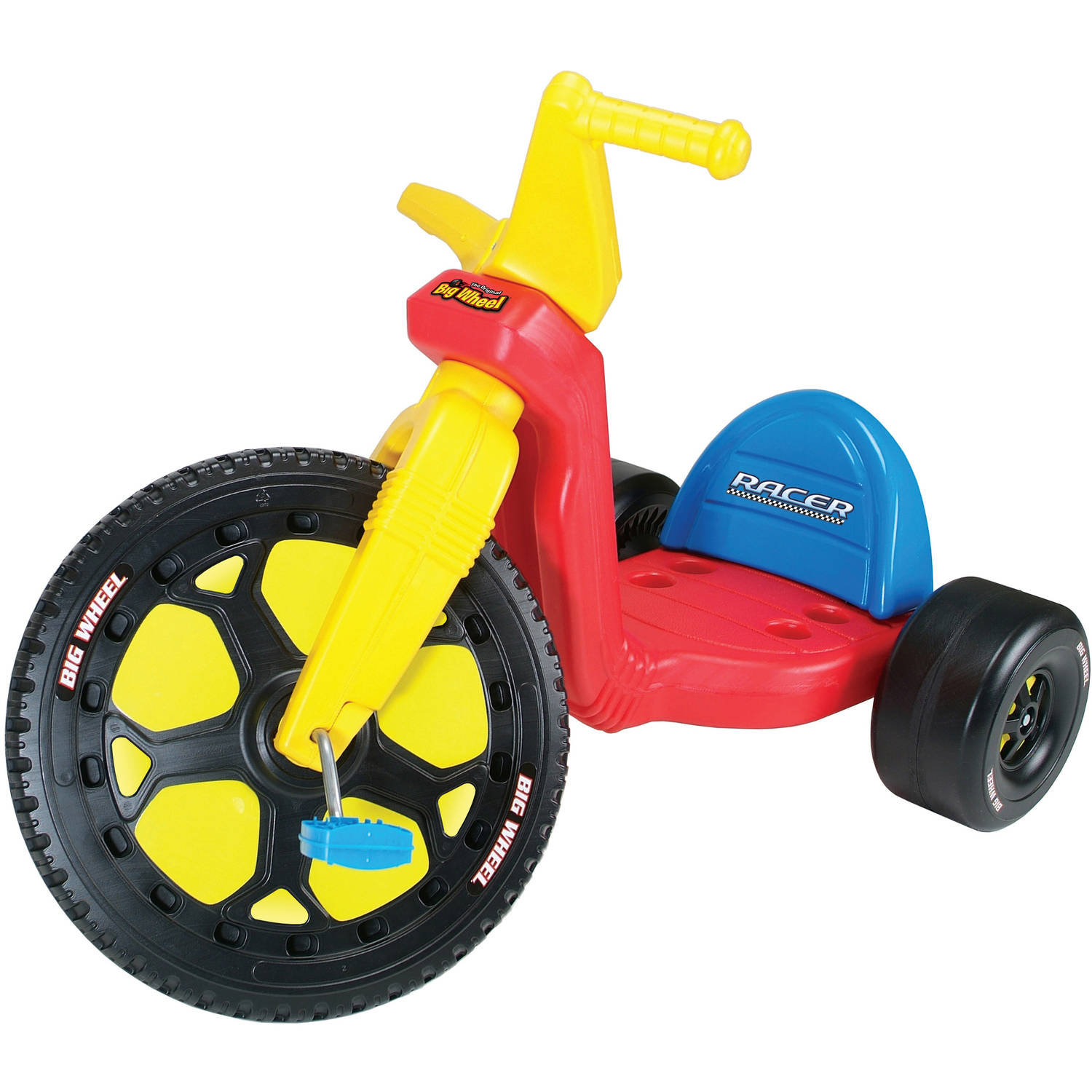 "Original 16"" Big Wheel Ride-On, Red"