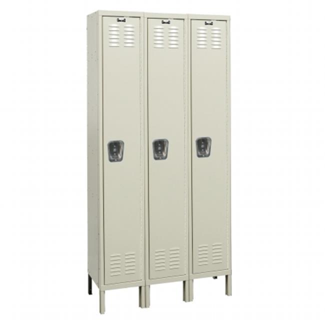 Hallowell U3818-1A-PT Hallowell Premium Locker, 54 in. W ...