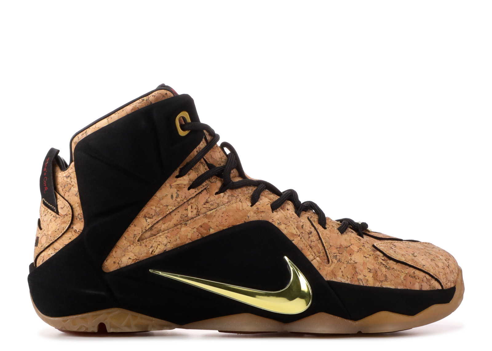 2df399534b123 Lebron 12 Ext  King s Cork  - 768829-100 - Size 7.5. By Nike