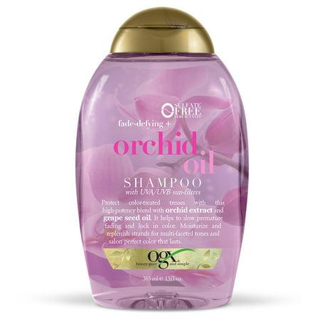 OGX Shampoo Orchid Oil, 13.0 FL OZ