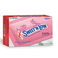 Sweet N Low Granulated Sugar Substitute Powder Packets, 250+50 Ea