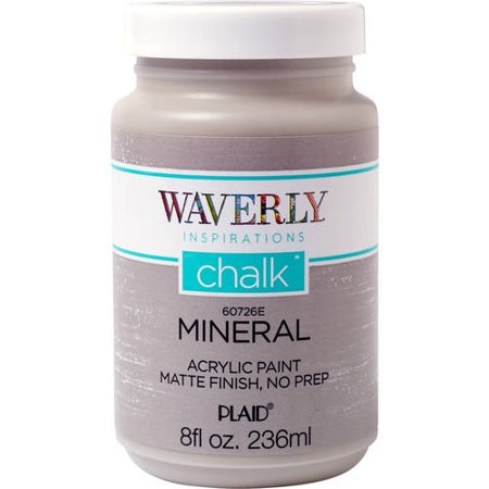 Incredible Waverly Inspirations Mineral Matte Chalk Finish Acrylic Paint 1 Each 8 Fl Oz Download Free Architecture Designs Itiscsunscenecom