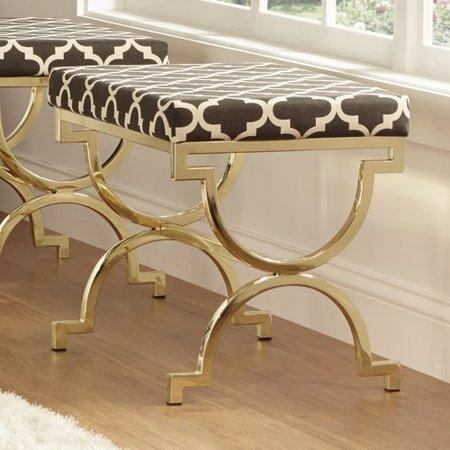 Willa arlo interiors kare vanity stool - Willa arlo interiors keeley bar cart ...