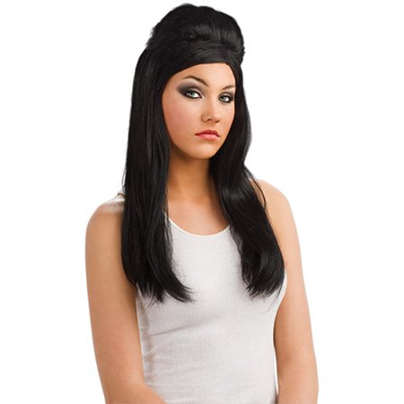 Snooki Adult Halloween Wig - Snooki Wig