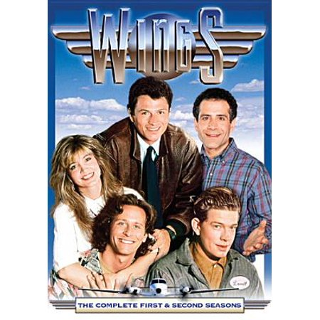 Wings: The Complete First & Second Seasons (Full Frame)