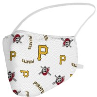 Pittsburgh Pirates Fanatics Branded Adult All Over Logo Face Covering