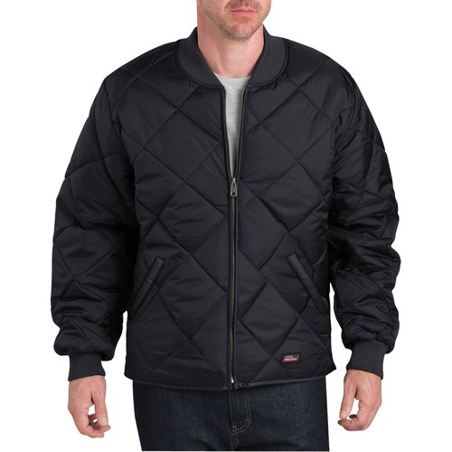 Genuine Dickies Big Men's Quilted Lined Jacket