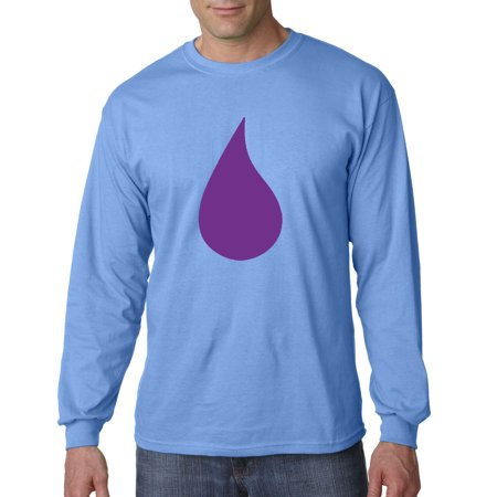 dc4ee2270 New Way - New Way 455 - Unisex Long-Sleeve T-Shirt Prince Purple ...
