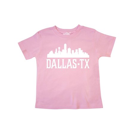 Dallas Texas Skyline TX Cities Toddler T-Shirt